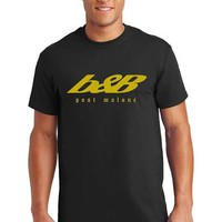 B&B T Shirt Post Malone Beer Bongs and Bentleys Rap Music Tee Shirts