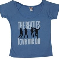 Buy Beatles Love Me Do Shirt by Junk Food Online