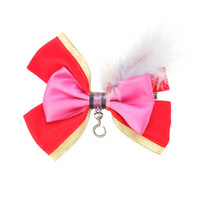 Disney Peter Pan Captain Hook Cosplay Hair Bow