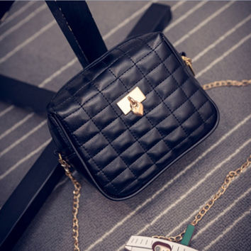 Summer Stylish Chain One Shoulder Bags [6582469511]