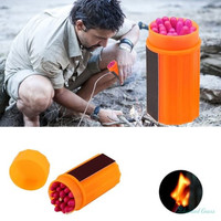 Waterproof /Windproof Emergency  Matches for Outdoor Sport Hiking Camping