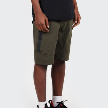 Tech Woven 2.0 Shorts - cargo khaki /black