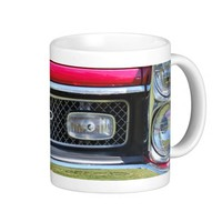 GTO Coffee Mug Muscle Car Hot Rod Pontiac Goat