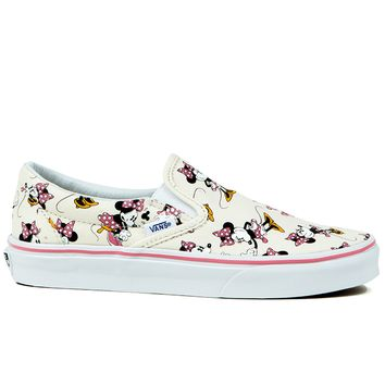 Vans Disney Classic Slip-On Womens Shoes