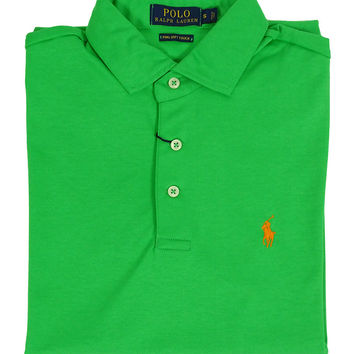 Polo Ralph Lauren Men\u0026#39;s Soft Touch Polo Shirt