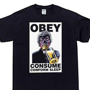 onetow OBEY SHIRT
