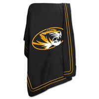 Missouri Tigers NCAA Classic Fleece Blanket