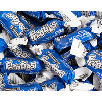 Tootsie Roll Frooties Candy - Cran-Blueberry: 360-Piece Bag