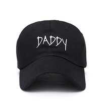 DADDY Dad Hat Embroidered Baseball Cap Hat men summer Hip hop cap hats