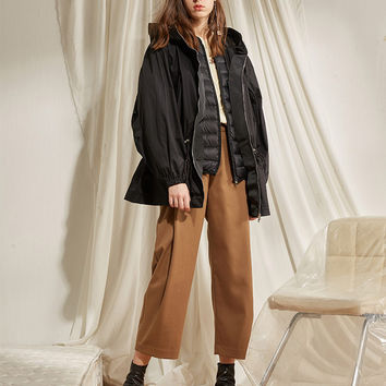 Hooded Two Piece Jacket