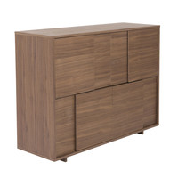 Eurostyle Cabrio Buffet Sideboard (Multiple Colors)