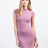 Mini Tee Bodycon Dress