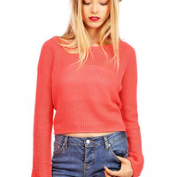 Muse Knit Top