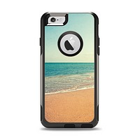 The Vintage Beach Scene Apple iPhone 6 Otterbox Commuter Case Skin Set