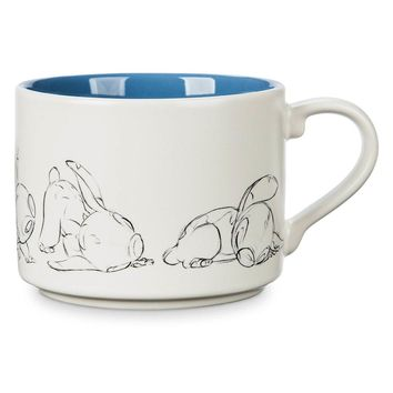 Disney Stitch Animation Sketch Ceramic Coffee Mug New
