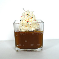 Gingerbread Scented Gourmet Christmas Candle
