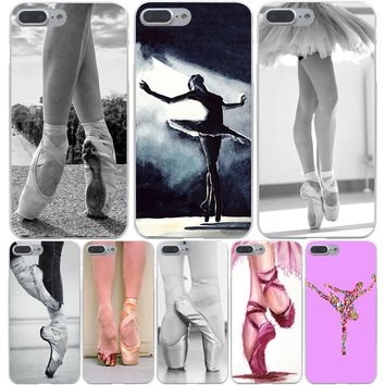 *online exclusive* ballet/ballerina case for iphone 7 7 plus 6 6s plus 5 5s se 5c 4 4s