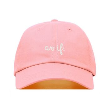 As If Dad Hat