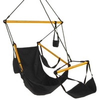 Castaway Swing Chair, Black (Discontinued by Manufacturer)