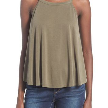 BP. Lace Up Swing Tank   Nordstrom