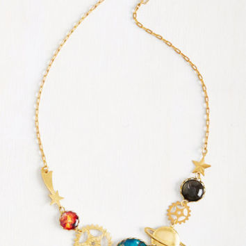 2001: A Space Prodigy Necklace | Mod Retro Vintage Necklaces | ModCloth.com