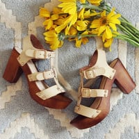 The 70's Wedges