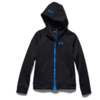 Under Armour Boys' UA Storm ColdGear Infrared Softershell Hoodie