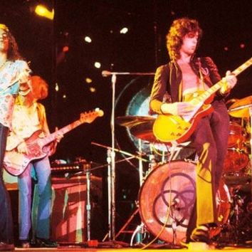 Led Zeppelin Mini Poster 11Inx17In
