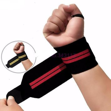 Weightlifting Wrist Support Straps