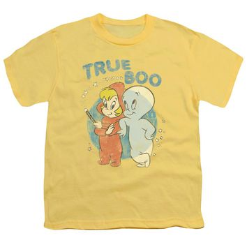 Casper - True Boo Short Sleeve Youth 18/1