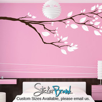 Vinyl Wall Decal Sticker Tree Branches #830