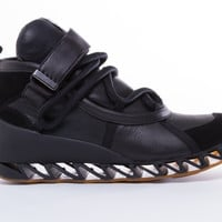 Bernhard Willhelm X Camper Himalaya Mens in Black at Solestruck.com