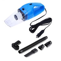 Portable 120W Car Home Offic Dry Wet Vacuum Cleaner Gift