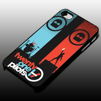 twenty one pilots Phone Case for iPhone 4/4s/5/5s/5c/6/6s/6+/6s+