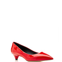 Yvette 35 Patent-Leather Pumps