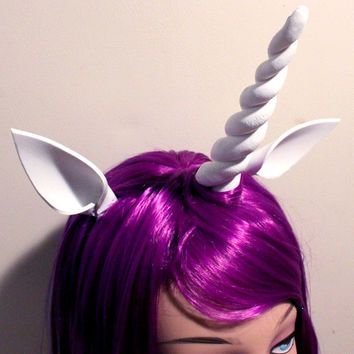 My Little Pony Rarity Custom Cosplay Wig for by PineapplePanda
