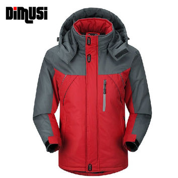 Winter Down Jacket men Parkas thermal Velvet jacket coat Outwear men jackets Windbreaker jaqueta Windproof Waterproof coat men