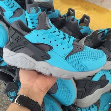 Nike Drops the Air Huarache Ultra Sports shoes Blue