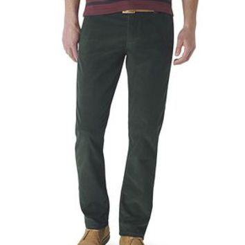 Dockers Alpha Khaki Pants - Green Grove Cord - Men's