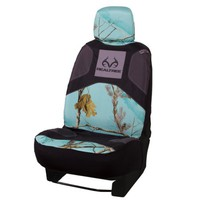 Realtree Low Back Seat Cover, Cool Mint - Walmart.com