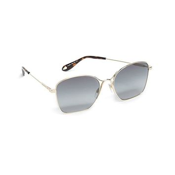 Givenchy Women's Square Metal Frame Sunglasses