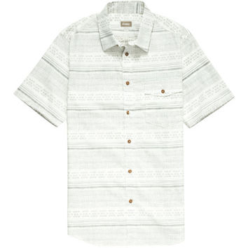 Altamont Fielder Button-Down Shirt - Short-Sleeve - Men's