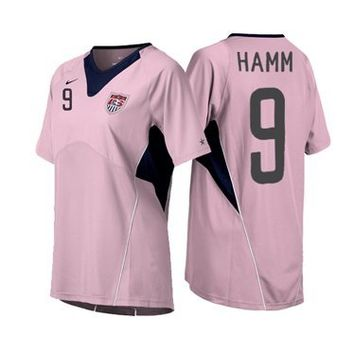 Womens US National Team Mia Hamm Jersey