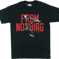 DGK On A Wire Tee Small Black