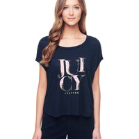 Regal Graphic Tee by Juicy Couture,