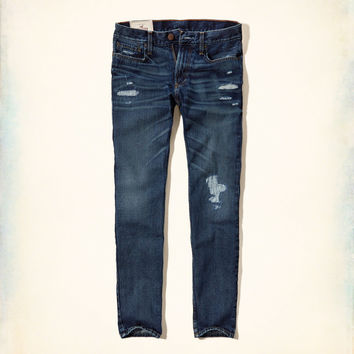 Hollister Skinny Zipper Fly Jeans