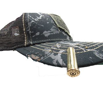 Bullet Hat Clips - Excellent Gift for Boyfriend, Gun Lovers, and Men