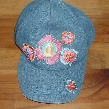 Kid's Barbie Doll Baseball Cap Hat