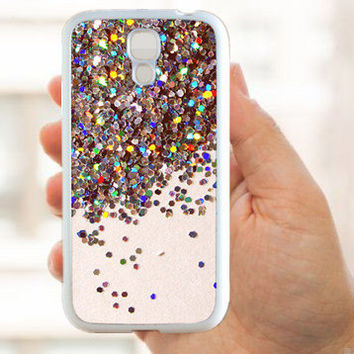 glitter sparkle galaxy s3 s4 s5 s3 mini samsung cover s4 s4 mini case hard rubber case