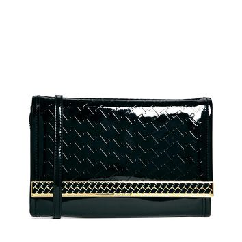 Ted Baker Tomoko Quilted Clutch Bag